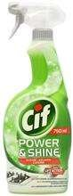 Cif 750ml Power & Shine Küche spray do kuchni